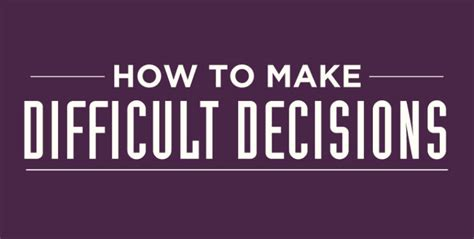 Difficult Decision by How To Make Difficult Decisions On Stride Financial