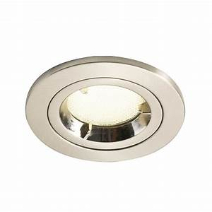 Ace double insulated recessed spot light for ceilings