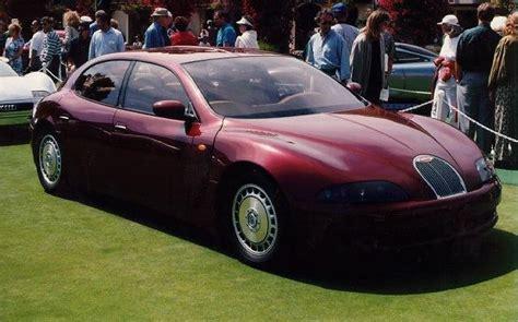 1991 Bugatti EB 110 - Вехи
