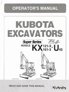 Kubota Kx121