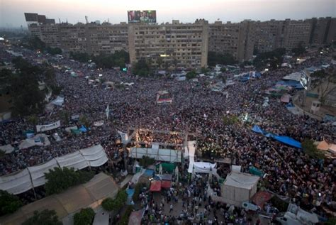 rabaa  massacre  ended  arab spring middle