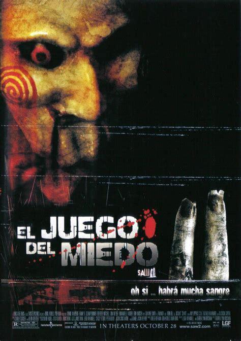 Crimen, descargar, dvdrip, español, gratis, horror, ingles, juego del miedo 2, juego macabro 2, pelicula, saw 2, subtitulos, terror, thriller. El juego del miedo II   Doblaje Wiki   Fandom