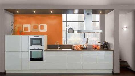 idee de deco pour cuisine style idée déco cuisine orange