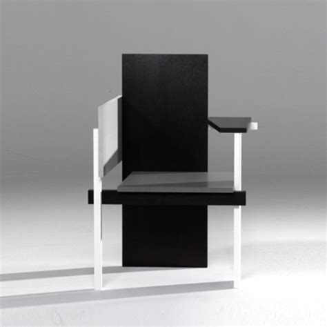 chaise rietveld berlin chair de rietveld by rietveld produit