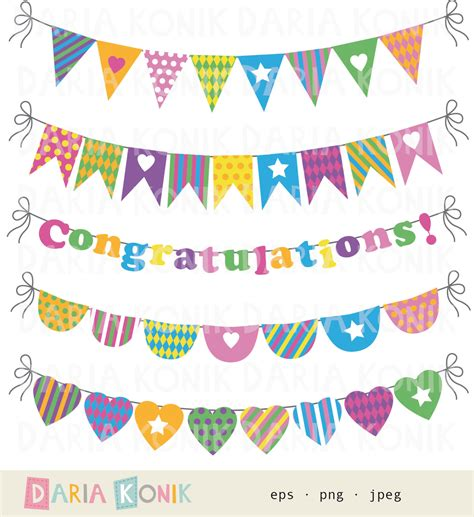 celebration banner clipart 29