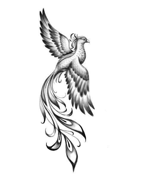 Pin by Sophia S on Tattoo | Phoenix tattoo design, Phoenix tattoo feminine, Thigh piece tattoos