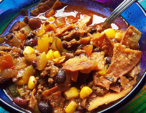 hispanic kitchen recipes southwestern hamburger soup hispanic kitchen mastercook