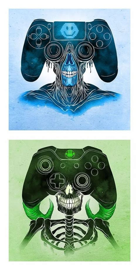 Aesthetic Cool Xbox One Profile Pictures Largest