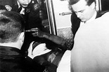 Iconic photo of Tupac after he was shot captured the ...