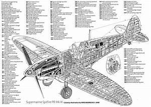 Cutaway Drawings Of Ga Planes    Flying
