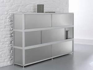 Highboard Mit Schiebetüren : sideboards g nstig b ro sideboard online kaufen ~ Markanthonyermac.com Haus und Dekorationen