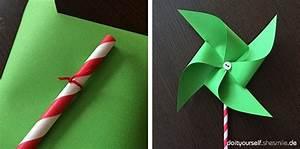 Windrad Selber Bauen Anleitung : windrad aus papier als dekoration oder einladung ~ Orissabook.com Haus und Dekorationen