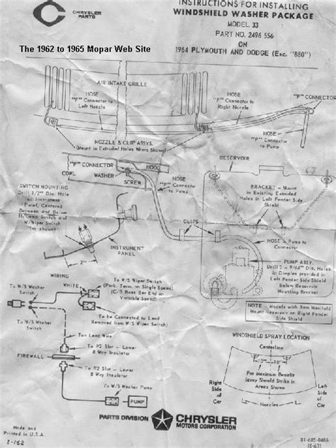 Plymouth Start Wiring Diagram by 1968 Chrysler Newport Wiring Diagram