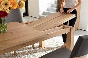 marvelous table extensible bois massif 2017 avec console With meuble salle À manger avec table salle a manger extensible en bois