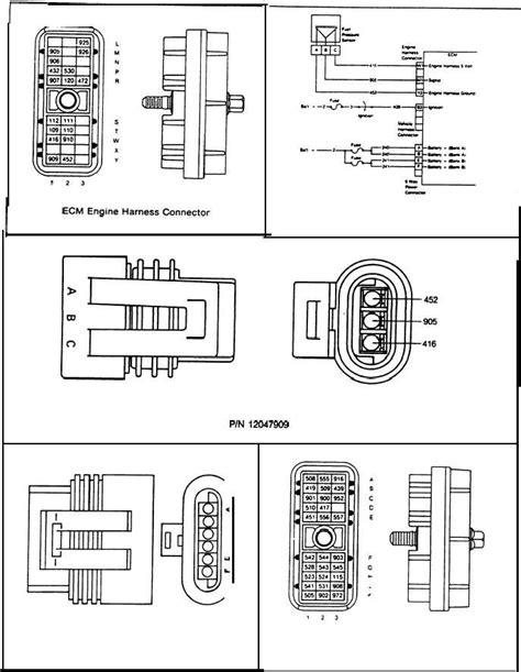 Diagrams Wiring Ddec Ecm Diagram Best Free