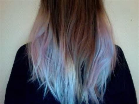 25 Best Ideas About Periwinkle Hair On Pinterest Blue