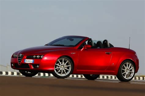 official new alfa romeo spider to be based the next mazda mx 5 carscoops
