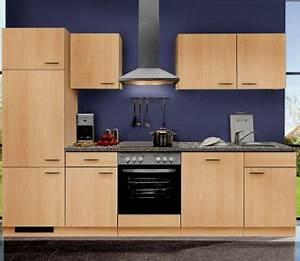 Küchenzeile Ohne Hängeschränke : k chenzeile mankaportable 13 k che 280cm k chenblock in ~ Michelbontemps.com Haus und Dekorationen