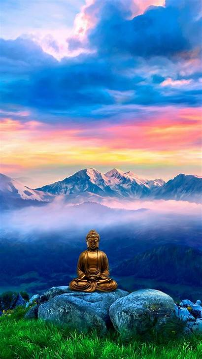Zen Mobile Buddhism Meditation Buddha Yoga Iphone