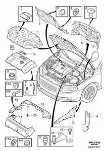 Volvo Xc60 Engine Casing