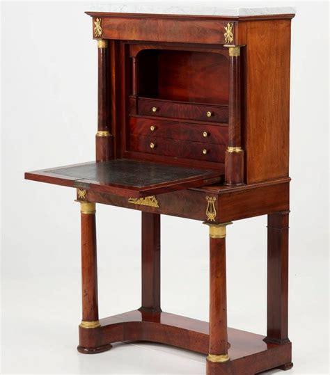 Antique Secretary Desk Styles Worth And Value