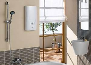 Kosten Durchlauferhitzer Strom : durchlauferhitzer technik verbrauch und kosten ~ Bigdaddyawards.com Haus und Dekorationen