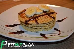 Bananenmuffins Ohne Mehl : bananen pancake mit ei ohne mehl fitness rezept ~ Lizthompson.info Haus und Dekorationen