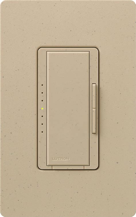 lutron light switches lutron macl 153m ds desert maestro cl dimmable cfl