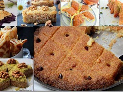 cuisin algerien ramadan recettes de patisserie algerienne et patisserie orientale 2