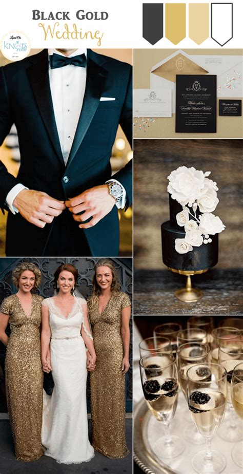 wedding color combination ideas