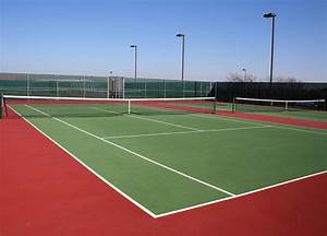 Tennis Court Flooring - Outdoor Tennis Court Flooring ...