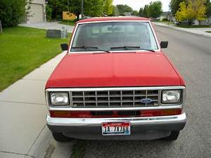 1986 Ford Ranger 4x4 2 9 Liter Fuel Injected V6 For Sale