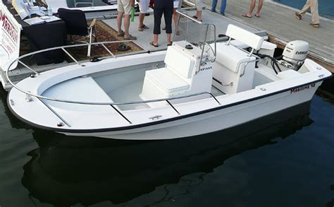Maritime Boats by Maritime 18 Defiant Boats Maritime Marine Center Console