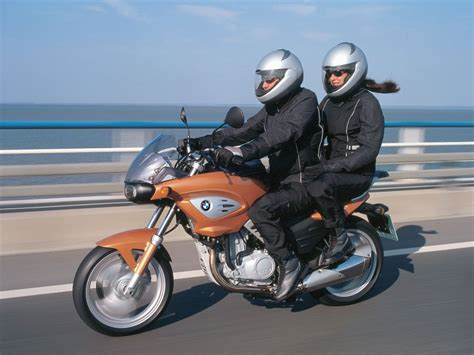 Bmw Motorcycle On The Road Wallpapers And Images