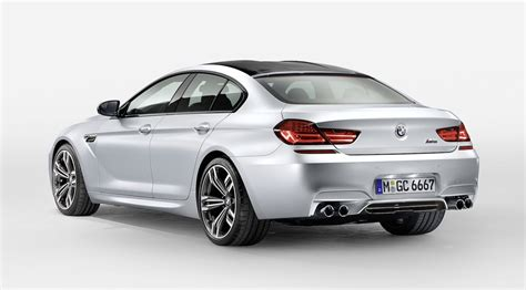 Bmw M6 Gran Coupe Photo by 2013 Bmw M6 Gran Coupe 412kw Four Door Coupe Unveiled