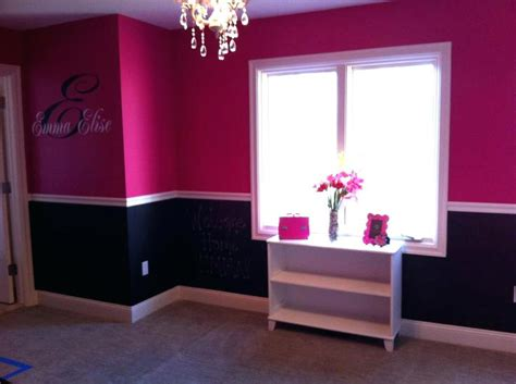 Hot Pink Paint For Walls Interior Wall Colors Intended
