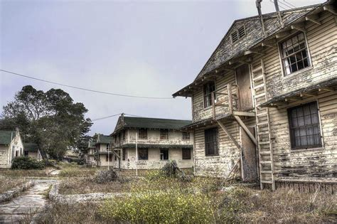 10 Abandoned Army Barracks & Military Training Camps Of