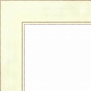 Cadre Marie Louise : cadre marie louise blanc cr me patin encadrement sur mesure ~ Melissatoandfro.com Idées de Décoration
