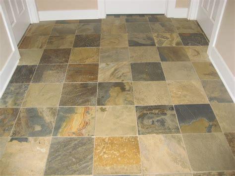 20 Slate Tile Flooring  Euglenabiz