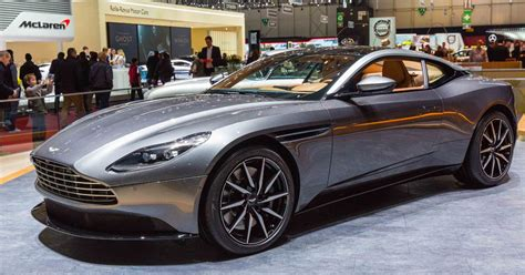 Man Pinched £200k Aston Martin After Wandering Into James