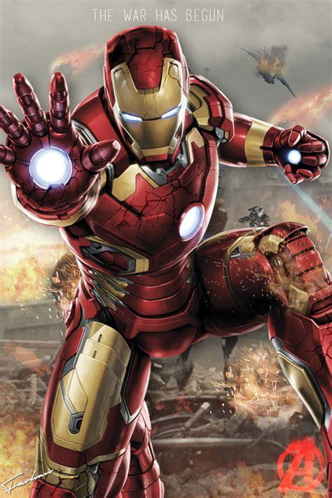 Age Of Ultron Wallpapers Avengers Iron Man Poster Hd By Junkyardawesomeness On Deviantart