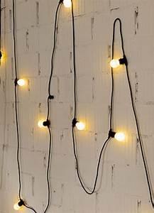 Guirlande Led Interieur : lumineuse tendance intrieur extrieur ~ Preciouscoupons.com Idées de Décoration