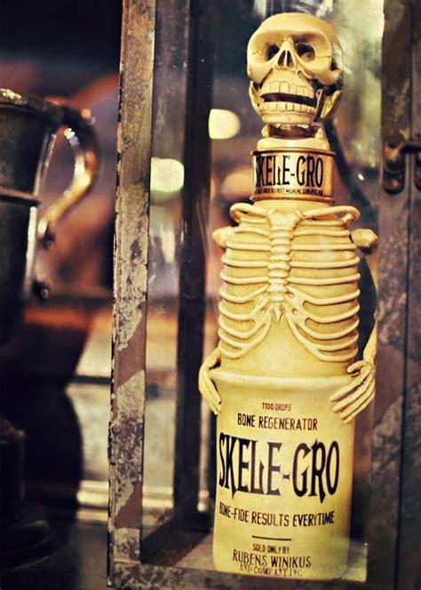 skele gro bottle   costume accessories harry