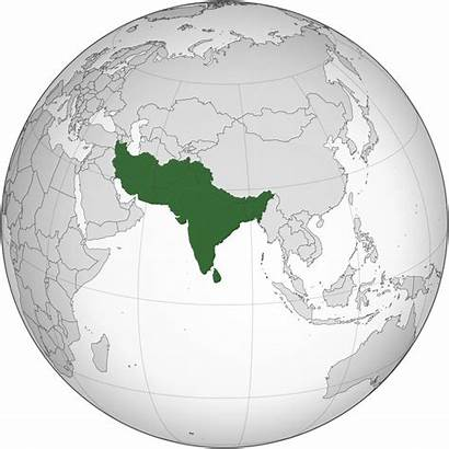 Asia Wikipedia South Orthographic Wiki Svg Projection