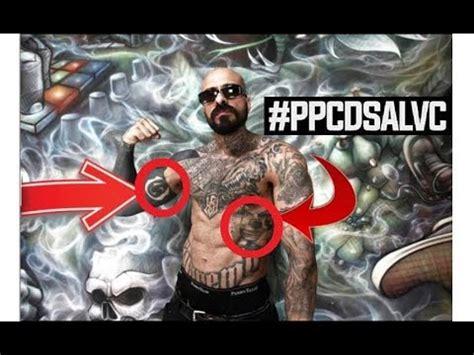 Todos los tatuajes de REMIK GONZALEZ y su SIGNIFICADO