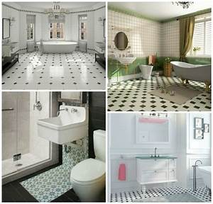 Badezimmer Retro Look : bagni vintage 20 idee di arredamento per creare un angolo retr ~ Orissabook.com Haus und Dekorationen