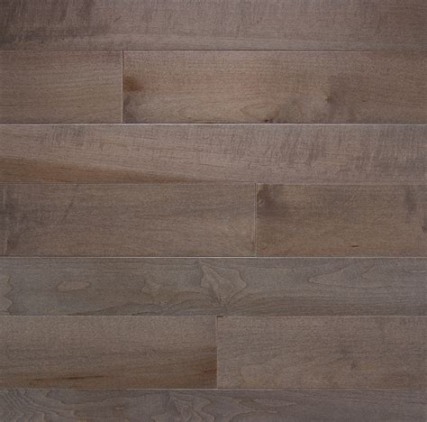 "1/2"" x 3 1/4"" Prefinished Engineered Maple Greystone Floor"
