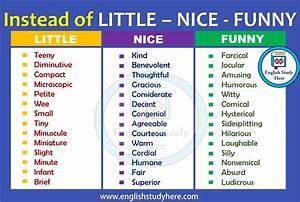 Instead of LITT... Absurd Synonym