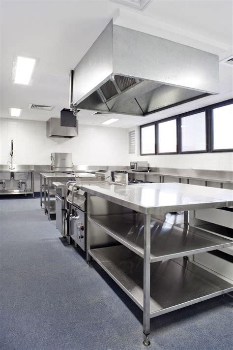 industrial kitchen island  commercial kitchen design
