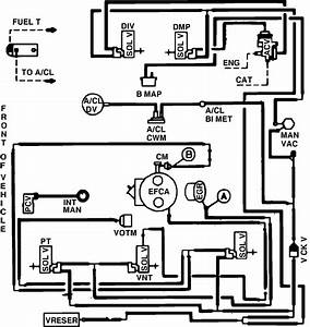 I Need A Vacuum Diagram For A 1982 Lincoln Town Car With A 302  A  C  Power Steering  Automatic
